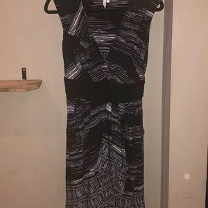Maxanddeo wrap style dress